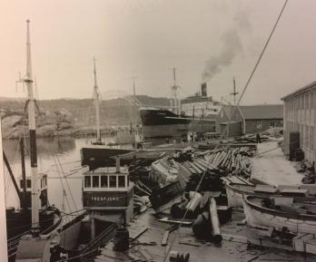 Skipsdrift Kronullfabrikken